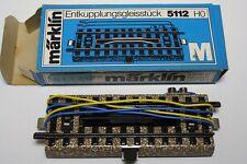 H0 1:87 Märklin 5112 Electric uncoupler track system M Germany