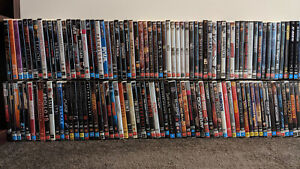 DVD Clearout - Assorted titles (NOT blue ray)