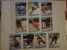 1991 SCORE SUMMER CONVENTION HOCKEY CARD SET OF 10 ROY GRETZKY