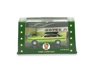 Only Fools and Horses Capri Ghia SIGNED by John Challis OO Scale OXFORD DIECAST