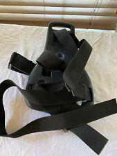 Scuba Oxygen Tank Holder Backpack, Black With Adjustable Straps G3