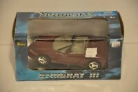 Motor Max Diecast 1/24 Scale Stingray III Purple