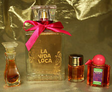 4 FULL Bottles~GIORGIO Beverly Hills~KLEIN Escape~CHLOE Narcisse~LA VIDA LOCA