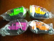 4 MATCHBOX COLLECTIBLE DIE CAST KELLOGGS CEREAL TRUCKS NEW IN SEALED PKG!