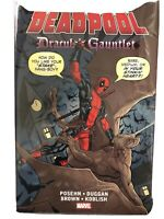 Deadpool : Dracula's Gauntlet Posehn Duggan Marvel (2014) HC