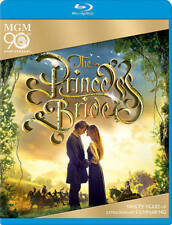 The Princess Bride (Blu-ray Disc, 2014, Canadian 25th Anniversary Edition) NEW
