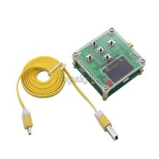 8GHz 1-8000Mhz OLED RF Power Meter -55~-5 dBm + Sofware RF Attenuation Value S99