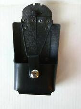 Boston Leather Motorola Radio Holster TH750 #5473 ~ Black