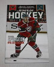 Minnesota Wild Program Magazine | March 23 2013 | Jared Spurgeon