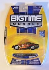 NEW Jada Bigtime Muscle '95 Chevy Corvette ZR-1 Diecast - 1:64 Black