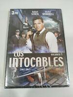 Los Intoccabili Volume 1 1961-1962 - 3 X DVD Spagnolo Inglese Nuovo