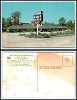 ALABAMA Postcard - Fultondale, Buchmann Motor Lodge L25