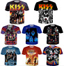 Newest Rive kiss band Funny 3D Print Casual T-Shirt Women/men Short Sleeve Tops