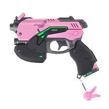 Funny Gme DVA Cosplay Prop Gun Child Toy Christmas Gift Power Bank 6800mah Pink