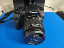 Canon EOS Rebel T6 18.0MP Digital SLR Camera with 18-55 mm and 75-300 mm Lenses…