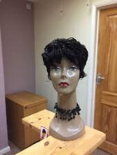Sleek Unisex Wigs