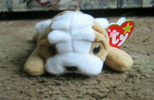 Wrinkles the Bulldog—Ty Beanie Babies Collection Plush (1996)