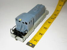 """Vntg. HOn3 Scale? West. Germany 5"""" w/Motor Belts Locomotive/Ex. Cond./Untested!"""