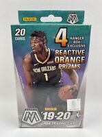 2019-20 Panini Mosaic NBA Basketball Trading Cards Hanger Box Factory Sealed NEW