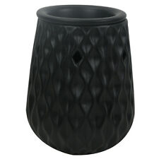 Black Cone Electric Tart Warmer/ Wax Melter/ Candle Warmer/ Wax Burner