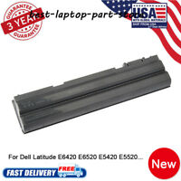Battery/Charger fr Dell Latitude NHXVW E5420 E5430 E5520 E5530 E6420 E6430 E6520