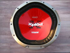 Sony XPlod 1200 Watt One Speaker NEW NOT IN BOX
