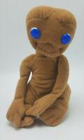 "ET Extra Terrestrial Plush Doll 8"" Showtime Kamar Universal City 1982 Excellent"
