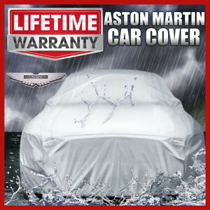 ASTON MARTIN  [OUTDOOR] CAR COVER ☑️ Weatherproof ☑️ Waterproof ✔CUSTOM✔FIT
