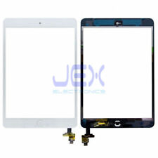 White Glass Digitizer Touch Screen Full Assembly With IC for All iPad Mini 1 & 2