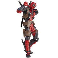 New Kaiyodo figurecomplex Amazing Yamaguchi Deadpool Pvc&Abs