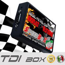 Centralina Aggiuntiva AUDI A2 1.4 TDI 90 CV Modulo Aggiuntivo Chip Tuning Box