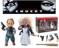 Bride of Chucky - Tiffany and Chucky Deluxe Figure Box Set Child's Play Horror