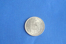 NAPOLEON III LAUREE 1 FRANC 1866 A  cote 120 euro ,SUP 230 euro SPL
