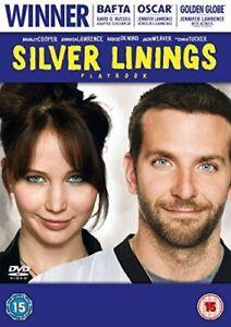 Silver Linings Playbook DVD (Region 2, 2013) Free Post