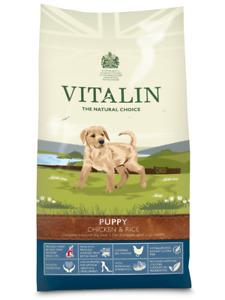 Vitalin Puppy Chicken & Rice Dog Food | Dogs