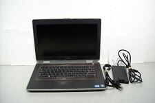 """Dell Latitude E6420 14"""" Intel Core i5 2540M 2.6GHZ 4GB 250GB No Battery Laptop"""