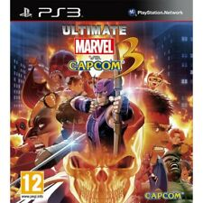 Ultimate Marvel vs. Capcom 3 (Sony PlayStation 3, 2011) OCCASION