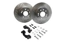 HFM 300mm Rear Brake Upgrade Kit suits Nissan Silvia S13 / S14 / S15
