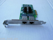 HP NC360T Dual Port Gigabit PCIe 412651-001 412646-001 HSTNS-BN16 network adapte