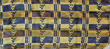 New Polyester Sheer Scarf Licensed University West Virginia College Party Ladies