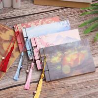 Leeres Notizbuch Chinesischer Style Notebook Wöchentlich Buch der Planer