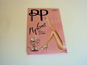Pretty Polly 10 denier gloss Tights (Pantyhose)  Style PNAF83/PPAF83 Many colors