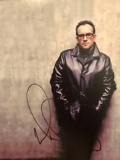 Elvis Costello Signed Authentic 8X10 Autographed Signed 4/12/2016 Rock Hall