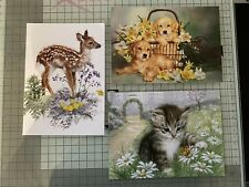 Furry Friends Sample Set - Hunkydory Little Book (Lot A)