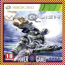 Vanquish (Microsoft Xbox 360) Brand New