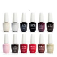 """OPI GelColor UV/LED Soakoff Gel Color XOXOHoliday Collection 0.5oz""""Choose Any 1"""""""