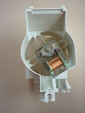 Genuine Miele microwave motor, housing & impeller- M326/M626