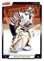 2006-07 Upper Deck Victory Dwayne Roloson #80