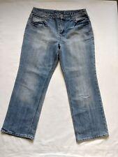BACCINI Women's Embellished Pockets  Pants Size 14