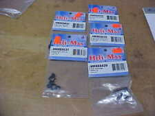 HELI-MAX NOVUS CX HELICOPTER PARTS LOT = 5 PCS, RETAILED ABOUT $35  (NEW)